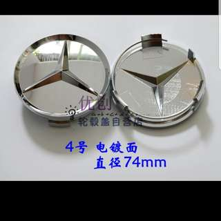 Mercedes wheel cover