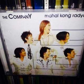 The Company-Mahal Kong Radyo CD