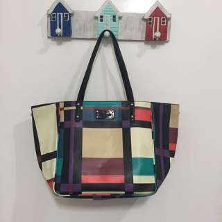 Authentic Kate Spade Bag Perry Plaid