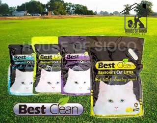 Best Clean Bentonite Cat Litter 10L