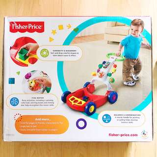 Fisher-Price Walker-to-Wagon 9m+