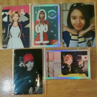 WTS / WTT Twice Photocards