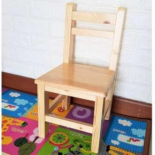 Brand New Pine Wood children chair
