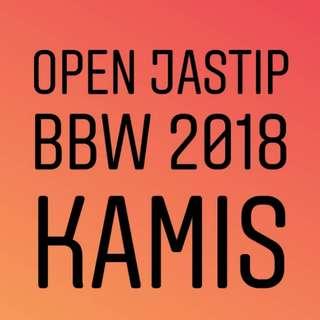 Jastip BBW 2018