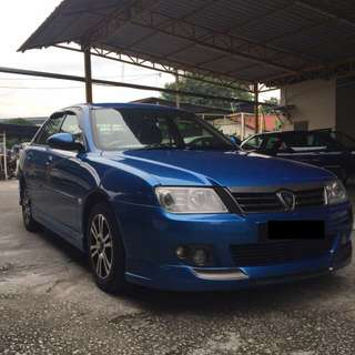 2011 Proton Waja CPS Campro 1.6 (A) Good Conditon Must View