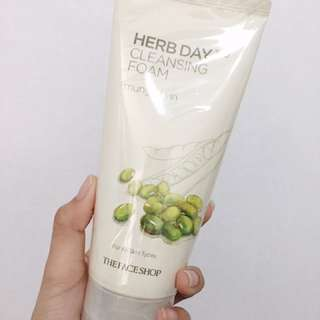 Authentic The Face ShopCleansing Foam