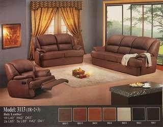 Sofa (2+3)pvc