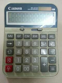 Canon Calculator 12 Digits