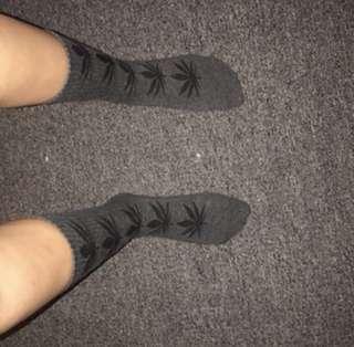 Weed Socks