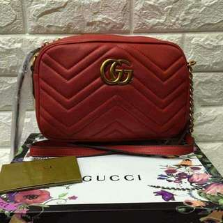 GUCCI  REPLICA SLING BAG WITH BOX