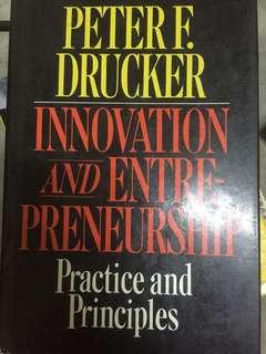 buku impor innovation and entrepreneurship
