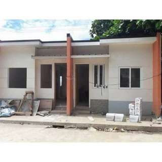 Row house in Lagtang Tabunok Talisay Cebu