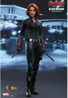 Hottoys black widow2.0