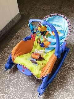 🔅Fisher-Price費雪🔅電動安撫搖椅