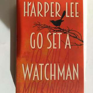 Go Set A Watchman - Harper Lee English Book