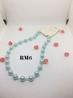 READY STOCK Pearl Necklace