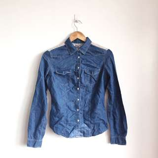 ORIGINAL TERRANOVA DENIM LONG SLEEVES