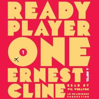 AUDIOBOOK - Ready Player One by Ernest Cline