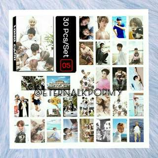 30pcs EXO lomo card