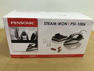 Brand New - Pensonic Steam Iron PSI-1006