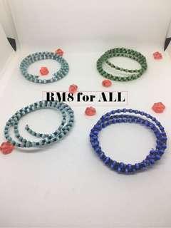 READY STOCK Bracelets