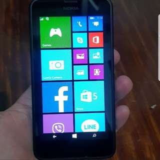Preloved Nokia Lumia 630