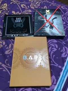 B.A.P ALBUMS