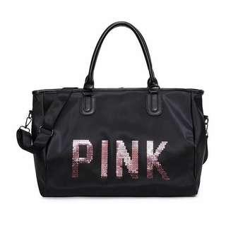 Pink Travel Bag KTG