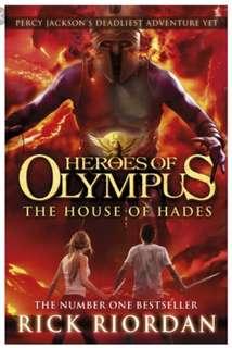 Heroes of Olympus: House of Hades