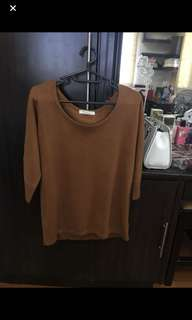Brand name: Forever 21 Size: S fits to M frame Price: 250
