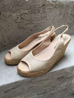 Wedge Shoes Native Montenegro Bay