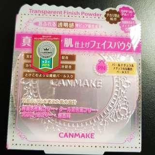 Canmake Pressed Powder