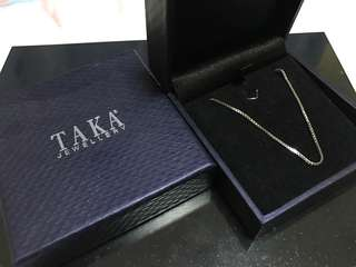 Taka necklace
