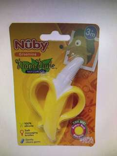 Nuby Grooming massager