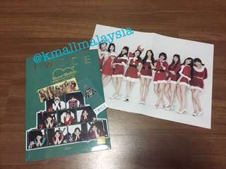 [Readystock] TWICE MERRY AND HAPPY