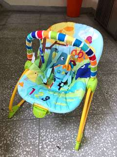 🔅kids ll🔅電動安撫搖椅
