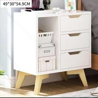 Home81日系蝸居沙床頭櫃 書櫃 bed cabinet book shelves
