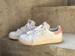 Adidas Vintage Stan Smith Ray Pink