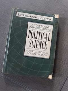 Comparative Intro to Political Science