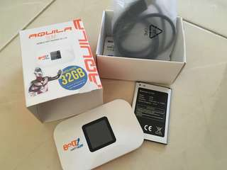 BOLT Mobile Wifi AQUILLA SLIM