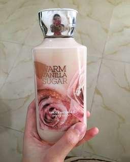 Bath & Body Works Body lotion Warm Vanilla