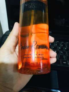 Authentic Victoria's Secret Amber Romance