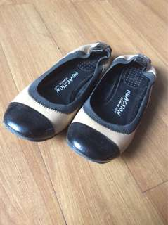 Kenneth Cole Leather doll shoes