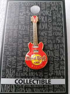 Hard Rock Cafe Pins ~ BERLIN HOT 2017 CORE 3D GUITAR SERIES!