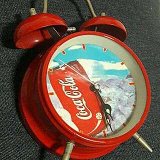 Coca cola (clock alram)