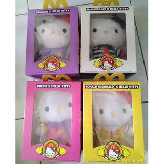 MCD HELLO KITTY TOY