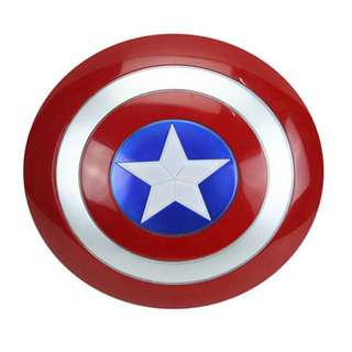 Kids Captain America 32cm Shield