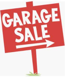 Garage sale - Kids clothes, books and toys/ ladies dresses