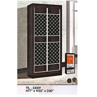 2 DOOR SLIDING WARDROBE MODEL - 23009