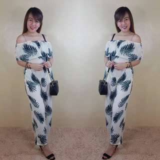 Feather OS Jumpsuit SHN